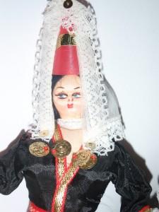 Thassos costume Greece